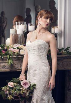 Romantic Chicago Wedding Inspiration from Regine Danielle Events