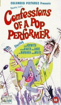 Confessions of a Pop Performer Robin Askwith, Anthony Booth, Bill Maynard ~ Director: Norman Cohen British Comedy Movies, Film Streaming Vf, Free Tv Shows, Vhs To Dvd, Film Archive, Cinema Film, Columbia Pictures, Confessions, Movie Tv