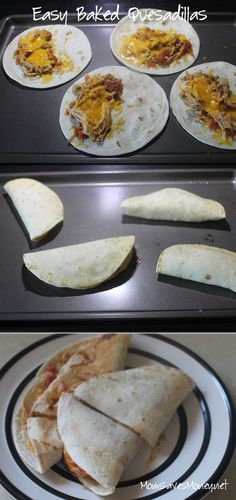 Recipe - Baked Quesadillas! More Meal Ideas for This Week's Sale Items - Mom Saves Money