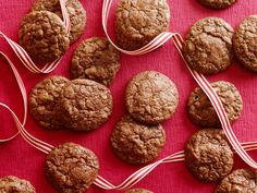 Brownie Cookies : If you always call dibs on the crusty corner pieces of the brownie pan, these rich cookies are for you. Tender on the inside, they're crunchy and chewy on the outside. In fact, you might never bake regular brownies again.