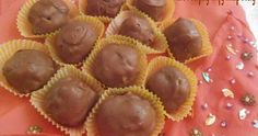 Ποιος δεν ξέρει τα υπέροχα αυτά σοκολατάκια??? Η απόλαυση της σοκολάτας, η απόλυτη σοκολατονοστιμιά! Μια τόση δα μπουκίτσα, ικανή να απογε...