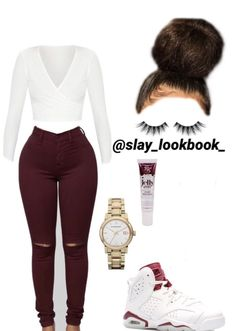 Baddie Outfits Casual, Cute Lazy Outfits, Swag Outfits For Girls, Cute Outfits For School, Teenage Girl Outfits, Cute Swag Outfits, Teen Fashion Outfits, Girly Outfits, Look Fashion