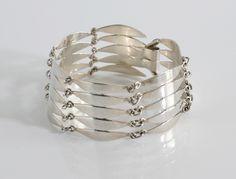 Rey Urban Sterling Silver bracelet c.1961