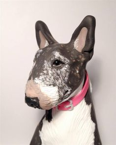 Bull Terrier commission piece https://www.facebook.com/PeculiarPals/photos/pb.109383759144741.-2207520000.1423663029./707275236022254/?type=3
