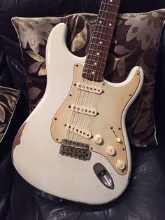 Fender Road Worn '60s Strat - Olympic White