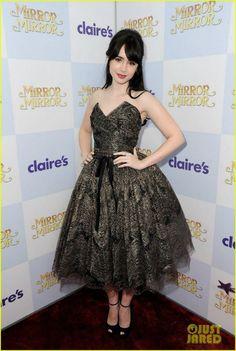 Ballet black lace dress