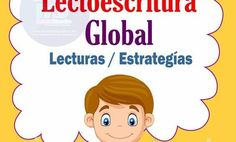 Cuaderno de Método Lectoescritura Global - Material Educativo Learning, Read And Write