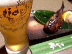 宮崎県の地ビール、太陽のラガー。ひでじビール。