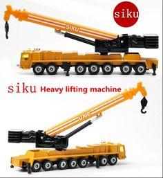 1: 87 legering bouwvoertuigen, hoge simulatie techniek tanker, SIKU-U1626 model, educatief speelgoed, gratis verzending