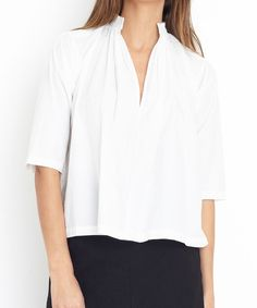 The Best White Shirts To Snap Up Now - Best for Vacation  - from InStyle.com