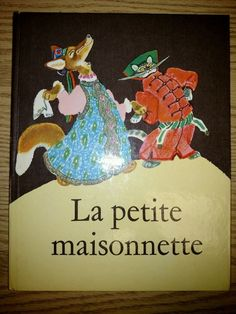 Russian Fairy tales in French lang Illust  E. Rachev Vintage In Russian 1975
