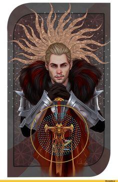 mrnicholas,Каллен,DA персонажи,Dragon Age,фэндомы,DAI,DA таро