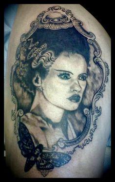 by Fanny (La Gribouille tattoo)