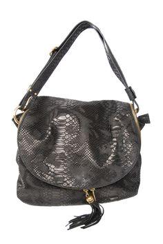 WIN a $240 black python bag from Shoptiques—enter now!: http://bit.ly/XpI584
