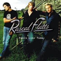 These guys rock in concert -Rascal Flatts -