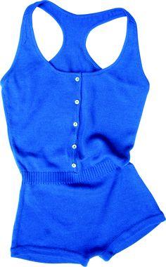 Body blu color. 100% cotton