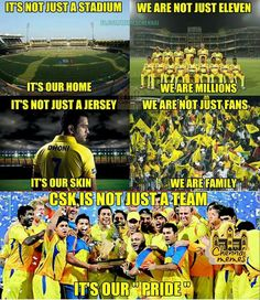 CSK.....CSK..... Soccer Quotes, Sport Quotes, Ms Doni, History Of Cricket, Dhoni Quotes, Ms Dhoni Wallpapers, Cricket Quotes, Ms Dhoni Photos, Cricket Sport