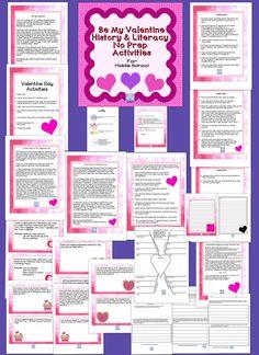 valentine activities 4th grade