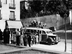 Autobuses a Cenicientos