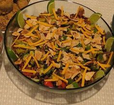 Tortilla skillet, a quick and easy Tex-Mex dish spiced with poblano pepper and paprika, from Dinner is Served. - See more at: http://vilaspiderhawk.comServed