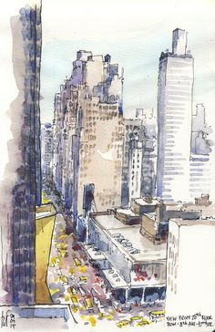 New York: 8th avenue