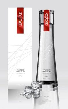 Aqua Terra Bottle Design