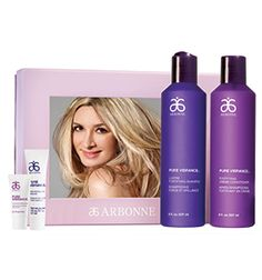 from Arbonne Canada Limited time! Enter my ID for your orders Arbonne Products, Pure Products, Hair Serum, Vegan Friendly, Health And Wellness, Conditioner, Personal Care, Shampoo, Tube