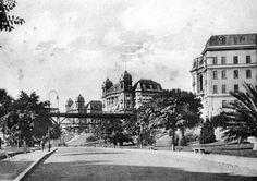 1920 - Parque do Anhangabaú - Prates - Sentido São Bento - Thais Matarazzo