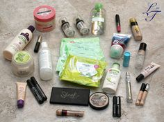 Life in Typing: Empties/Empty Products September 2016