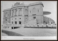 Arquitectos Franceses en Argentina: Catálogo on line de sus obras: Arquitecto Louis Faure Dujarric / C.A.B.A. / Av. Libertador 4101 / Hipódromo Argentino (1908)