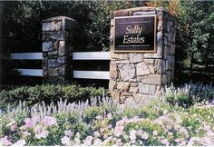 Cast Bronze Plaque - Sully Estates-  handcrafted by a small family owned and operated foundry - Paul W. Zimmerman Foundries, Co. dba Erie Landmark Company  Find us on the web at www.erielandmark.com or place an order by sending an email to info@erielandmark.com... or call 1-800-874-7848