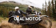 #Ural #Motos #Rusia