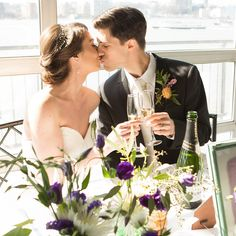 Sunset Terrace at Chelsea Piers is the perfect NYC venue for unique, intimate and affordable weddings. Call now to save the date.