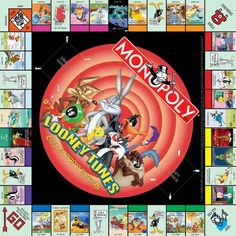 Monopoly Board, Monopoly Game, Fun Games, Fun Activities, Inexpensive Dates, Bored Games, Romantic Dates, Romantic Gifts, Looney Tunes Cartoons