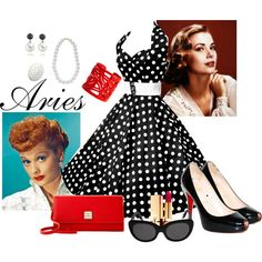 50's style Aries, created by hotlikefiyah