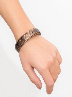 Bangles, Bracelets, Leather, Jewelry, Fashion, Moda, Jewlery, Jewerly, Fashion Styles