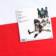I Vinyl You presenta: Gorillaz - Demon Days, la reedición más codiciada #Gorillaz #Vinyl #IVinylYou #RevistaMarvin #Marvin #ArtDirection #AlbumCover #Photography #DemonDays