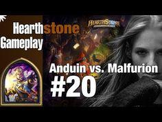 Hearthstone Time! Letsplay #20: Priester Anduin vs. Druide Malfurion [Gameplay + DE] - ItsAnyTime