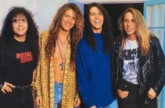 Slaughter.....loved them in the early, early 90's