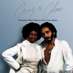 Celia Cruz Y Willie Colon - Solamente Ellos Pudieron Hacer Este Album - Portada [1977] by salvavinilos, via Flickr