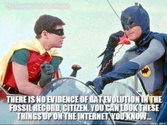 Evolutionary Truth by Piltdown Superman: No Signs of Bat Evolution