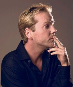 Kiefer Sutherland.... hmmmm a penny for your thoughts:)