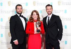 Henry Cavill at the BAFTA Awards - 2015