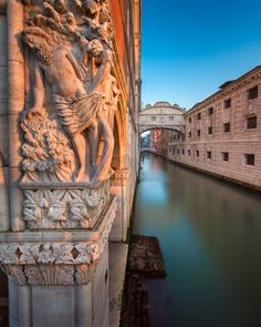 Drunkenness of Noah Sculpture, Venice by Andrey Omelyanchuk on 500px