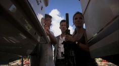 "Burn Notice 4x14 ""Hot Property"" - Michael Westen (Jeffrey Donovan), Fiona Glenanne (Gabrielle Anwar) & Sam Axe (Bruce Campbell)"