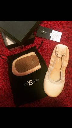 Leather Ballet Flats, Ballet Shoes, Dance Shoes, Yosi Samra, Cobbler, What To Wear, To My Daughter, Give It To Me, Nyc