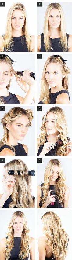 Super fácil y práctico esta guía paso a paso te permitirá lucir tu cabello con estilo a donde quiera que vayas no importa el tipo de pelo que tengas.