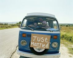 High-Res Stock Photography: Couple in camper van smiling portrait view… Wedding List, Wedding Season, Wedding Stuff, Wedding Ideas, First Year Of Marriage, Camper Van, Charity, Bliss, Portrait