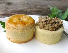 Fancy a Filling Fantasy? These French Tart Style Miniature Meat Pies with an array of fillings at your next soiree with be the hit of the party!