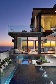 Arquitetura moderna - modern house